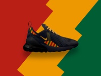 Akwasi Frimpong LE Nike Airmax Concept