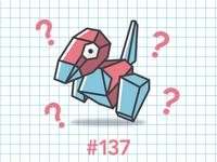 137 - Porygon
