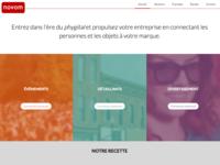 New Novom Networks Inc. Site