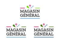 WIP - Magasin General logo v2