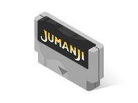 Jumanji cartridge