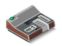 Jumanji gaming console