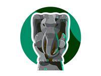 Elephant token   Jumanji 1995