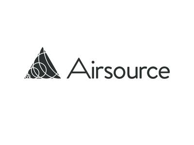 Airsource logo branding