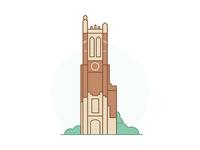 003 - Beaumont Tower // East Lansing, MI