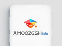 Amoozesh Logo
