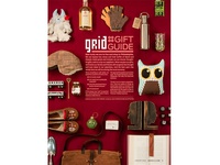 GRID Magazine Holiday Gift Guide