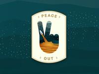 Peace Out Social Media