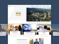 Economic Development Agency of San Bernardino County Website