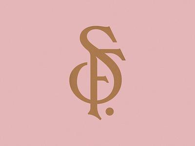 Saint Francis f s monogram