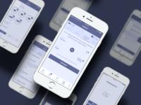 KuruKahve Fortune-Teller App Wireframes