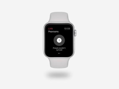 HomeWizard Link for Apple Watch Interaction