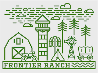 Frontier Ranch Map