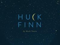 Adventures of Huckleberry Finn Projection Kids Book DETAIL
