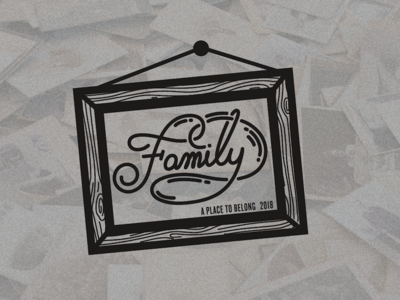 Family: A Place to Belong