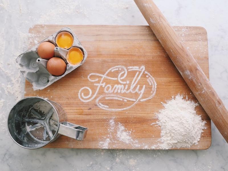 Family Series Script script type baking home food script family