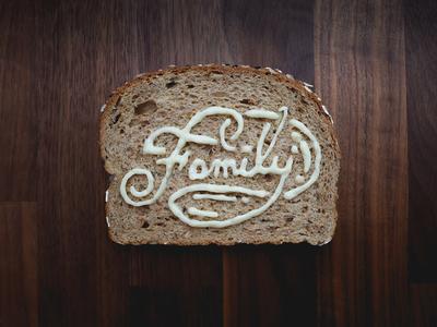 Family Series Food Script