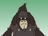 Character design - Gorilla