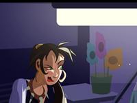 Game - Comic Panel