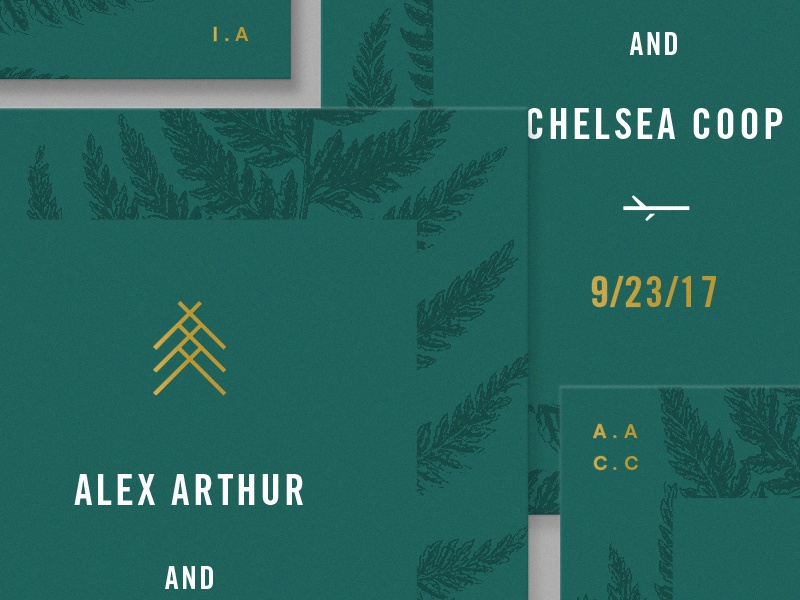 Save The Date print invites wedding stationery