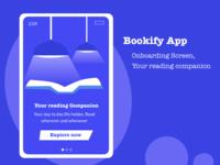 Bookify Onboarding