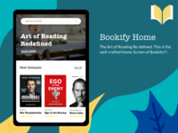 Bookify Home