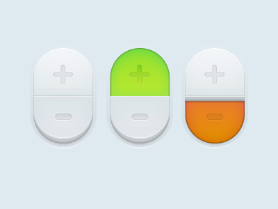 Toggle Buttons