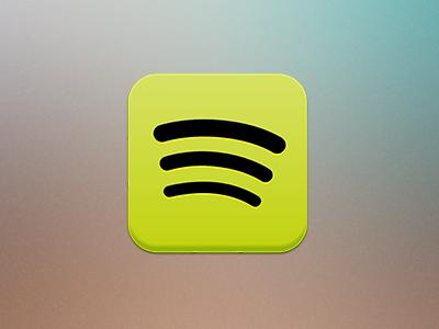 Spotify iOS Icon