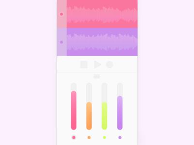 iPhone - Multitrack Recorder