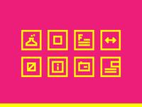 Email Newsletter - Infografic Icons pt. 3