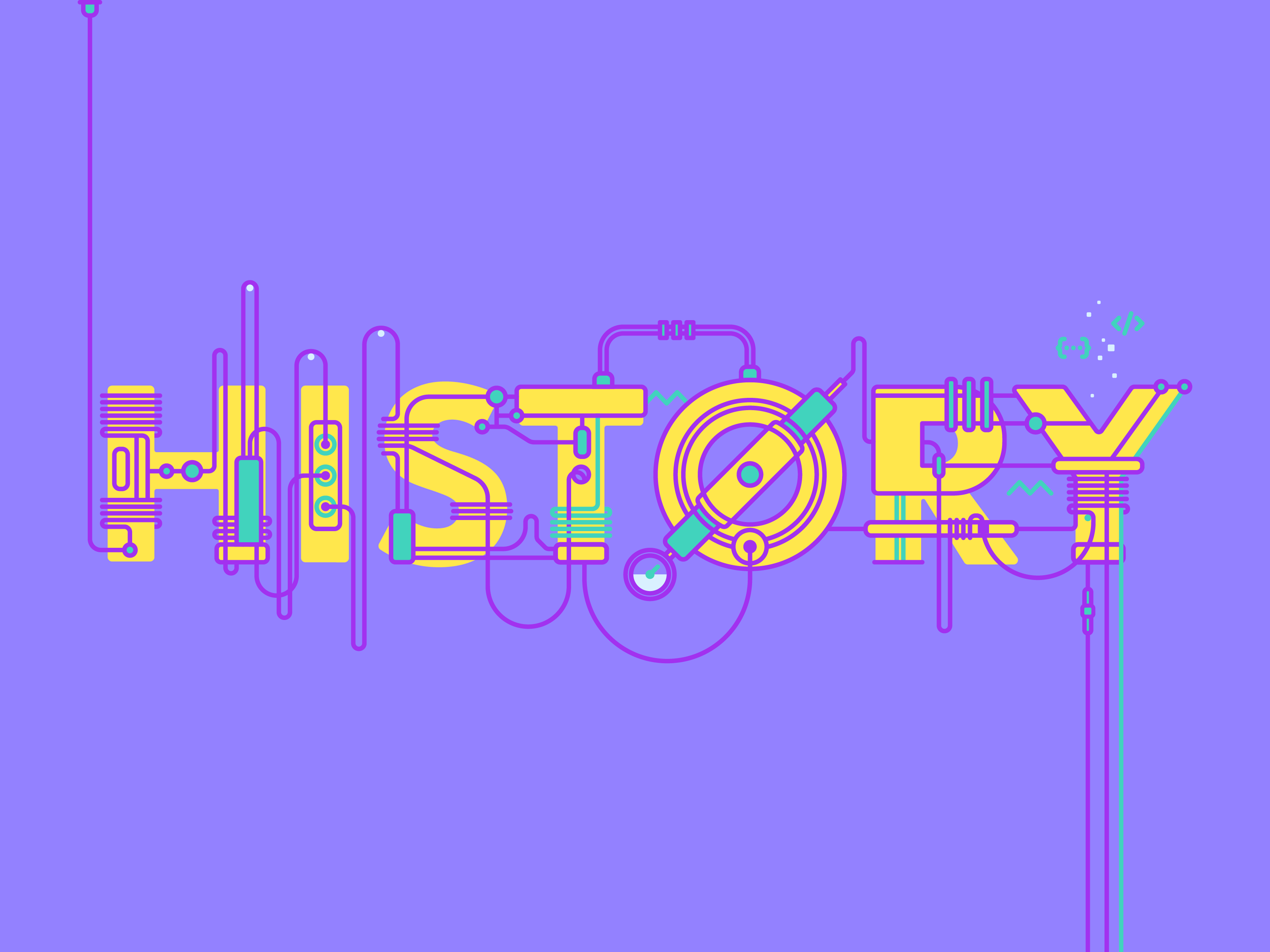 Website history infographic   dribbble 1   2x