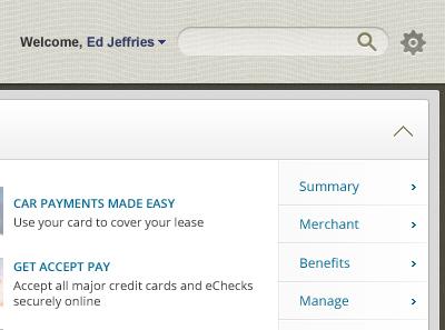 Credit Card Site web website icon finance web app gear search