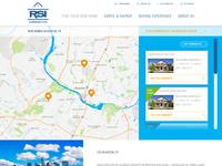 RSI Communities - Regional Landing Page