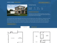 RSI Communities - Floorplan Detail Page