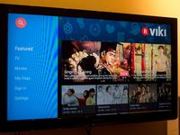 Viki on Connected TVs