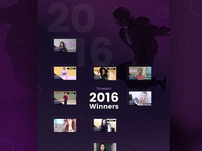 Soompi's Rising Legends Awards viki voting awards web