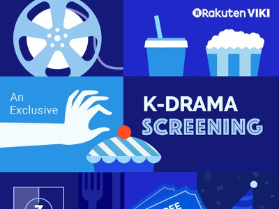 K-Drama Screening subtitles chinese korean drama edtech learn language education video viki