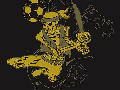 Pirate Soccer