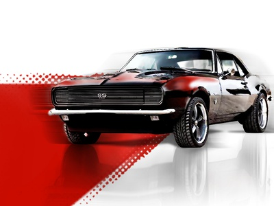 Muscle Car Trade Magazine Ad