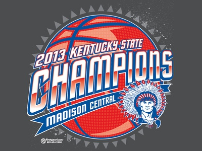 MCHS State Champs T-Shirt