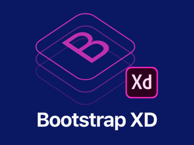 Bootstrap XD - Free Bootstrap4 Template for Adobe XD