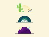 Bio Domes