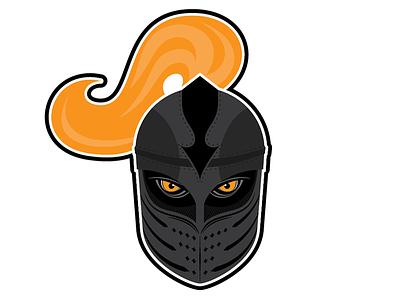 Knights Illustration Dev soccer sports logo