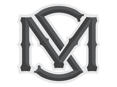 MarwanSalfiti.com Branding Insignia typography lettering insignia hand crafted baseball logo