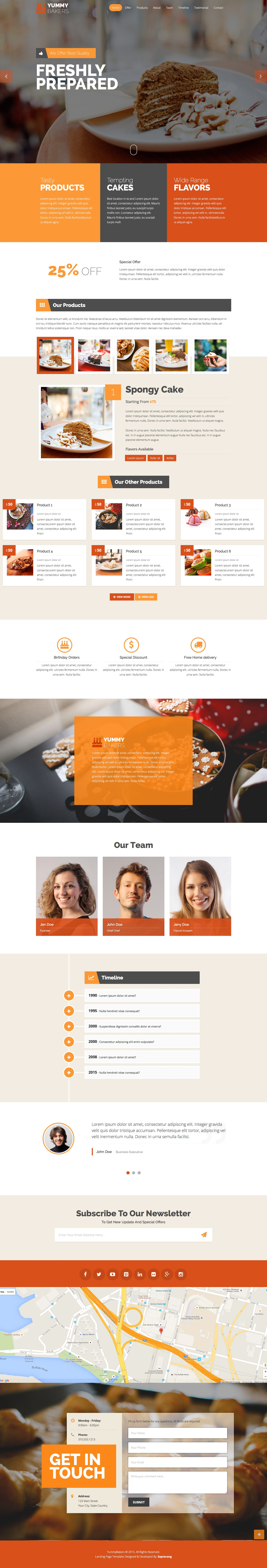 Product services landing page 02