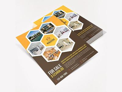 Multipurpose Marketing Flyer property product offers magazine land jewelery green corporate cmyk beauty ad