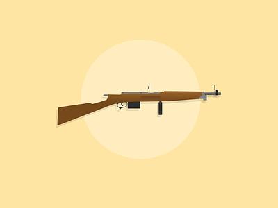 Battlefield 1 affinity flat rifle gun battlefield