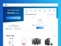 Paytm Redesign