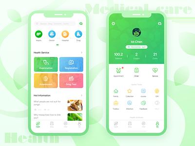 Medical Care App