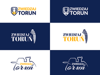 Zwiedzajtorun - logo options